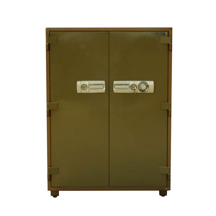 Ningbao771 Serrure de Coffre-Fort de cl/é de Rechange de b/âti de Mur ext/érieur Libre de Rouille portative dutilisation Durable